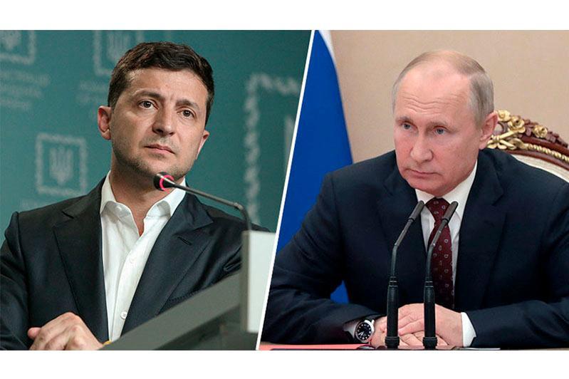Нурсултан Назарбаев предложил президентам России и Украины встретиться в Казахстане