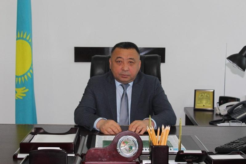 Түркістан облысы табиғи ресурстарды пайдалану басқармасына жаңа басшы тағайындалды