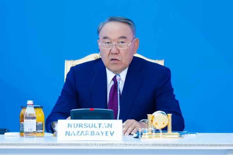 Назрела необходимость создания полноценной Евразийской модели безопасности - Елбасы