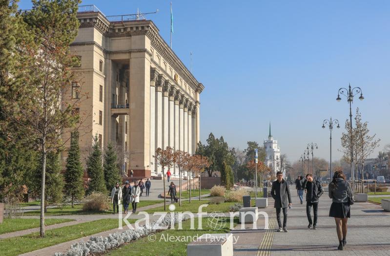 Алматы жалпықалалық дизайн кодқа қашан өтеді