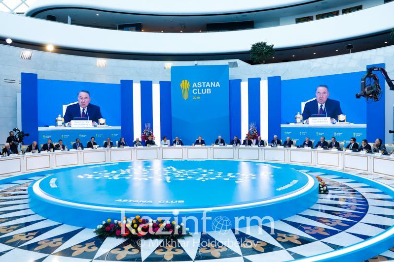 Сегодня у Казахстана нет врагов вокруг границ - Нурсултан Назарбаев