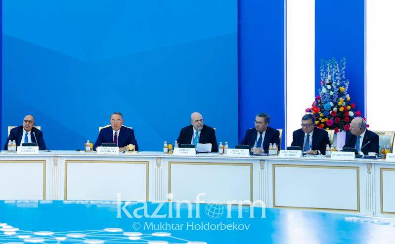 Нұрсұлтан Назарбаев билік транзиті туралы пікір білдірді
