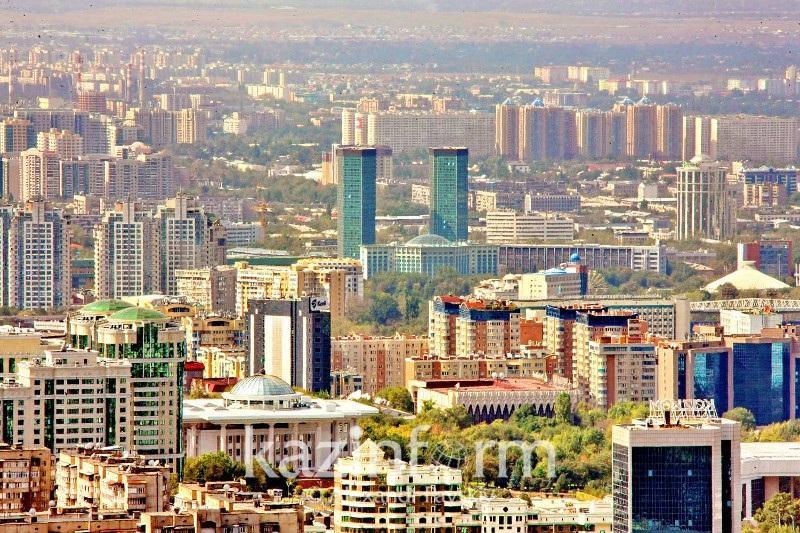 Almatyda jer silkinisine osal ǵımarattar kartasy jasalady