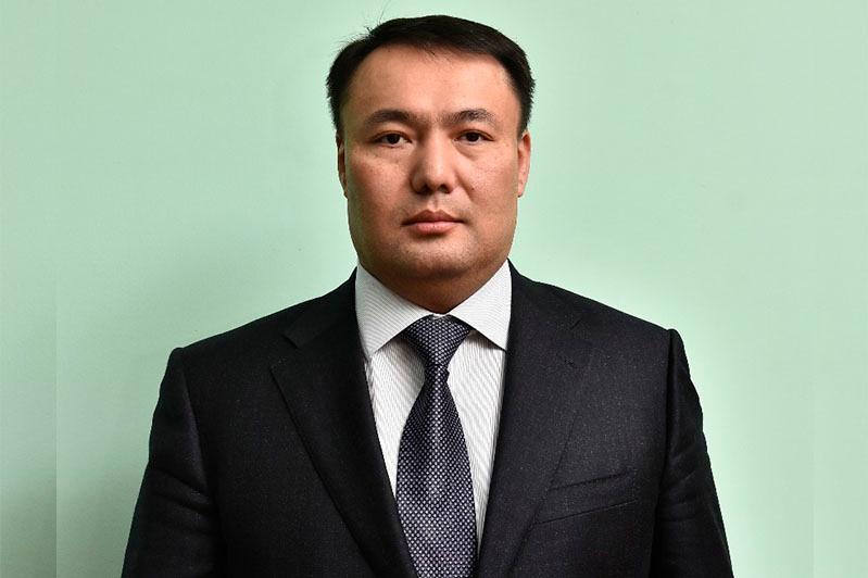 Назначен руководитель департамента экономических расследований Актюбинской области