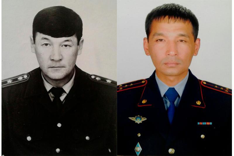 Династия полицейских в Павлодарской области: сын продолжил дело отца