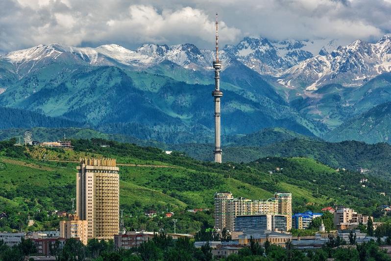 Алматы әкімдігі телеорталық ғимаратын жөндеу жұмыстарына пікір білдірді