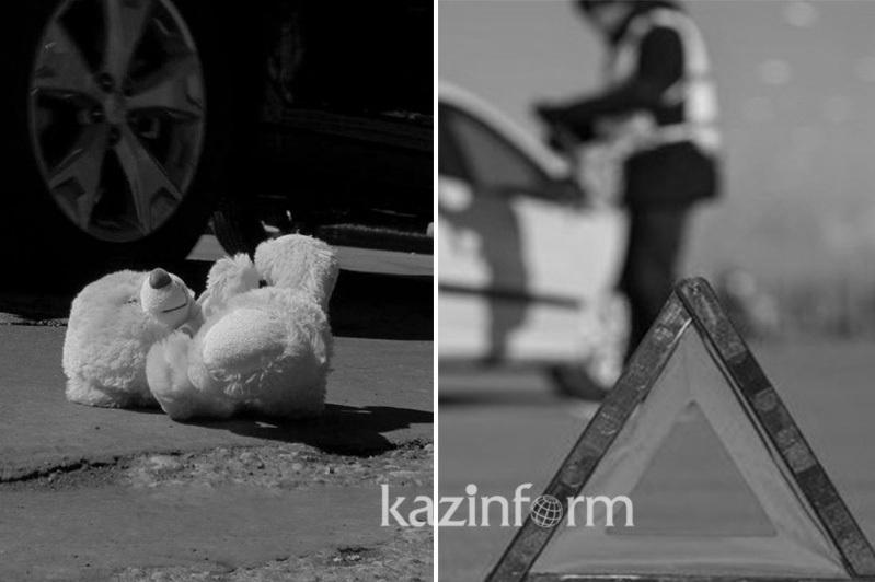 Túrkistan oblysynda kólik qaqqan búldirshin mert boldy