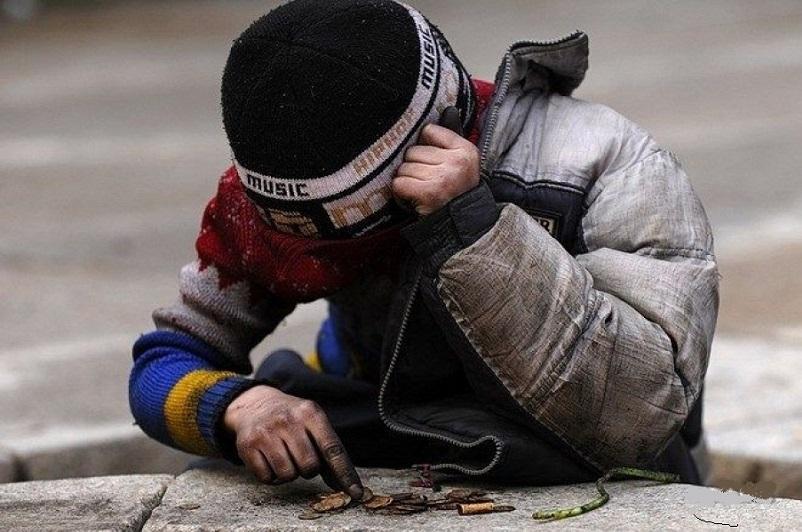 Детей-попрошаек выявили в Актюбинской области