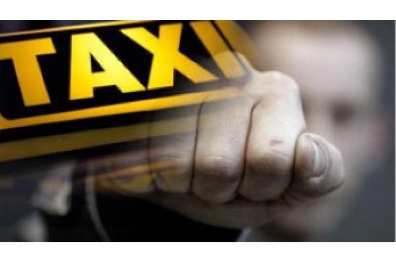 Көкшетауда такси көлігін айдап әкеткен күдіктілер ұсталды