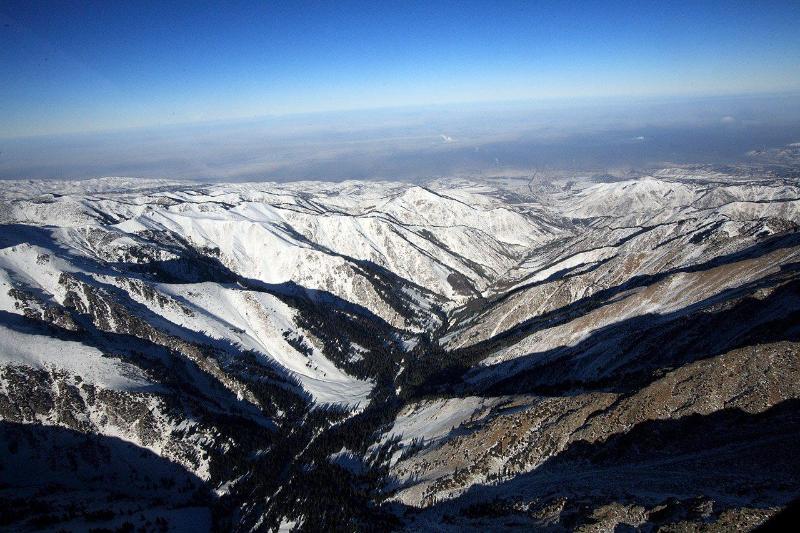 Определен маршрут новых поисков пропавшей в горах Алматы туристки