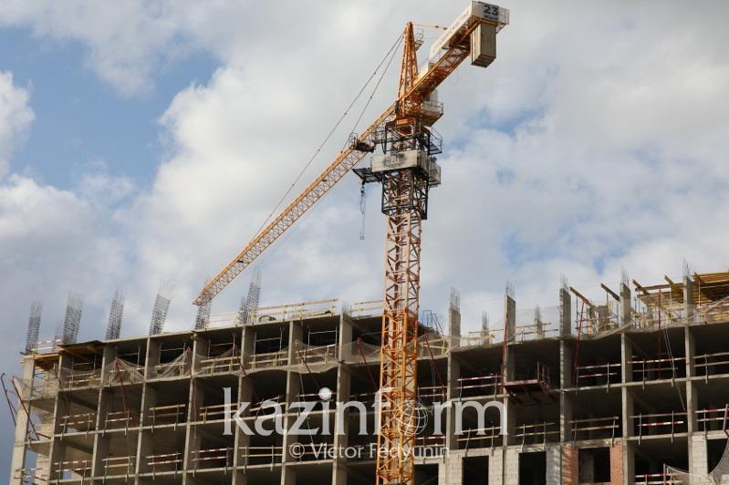 Qazaqstanda jyl basynan beri 9,8 mln sharshy metr turǵyn úı paıdalanýǵa berildi