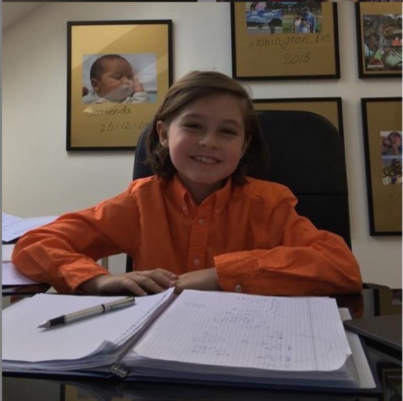 Самым юным обладателем диплома университета станет 9-летний вундеркинд из Нидерландов