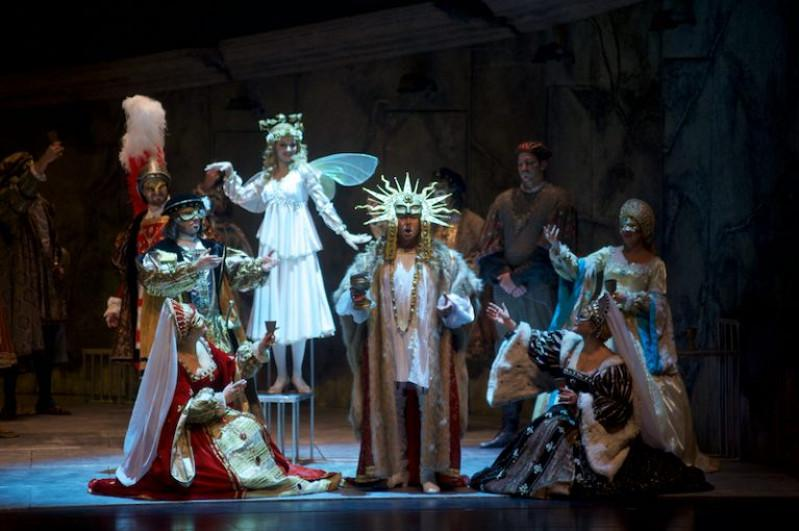 St. Petersburg Chamber Opera enjoys first successful performance in Nur-Sultan