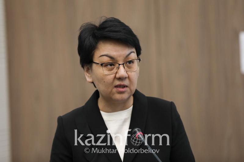 Фатима Жакыпова освобождена от должности вице-министра образования и науки РК
