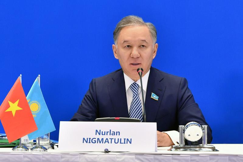 Нурлан Нигматулин с официальным визитом посетит Вьетнам