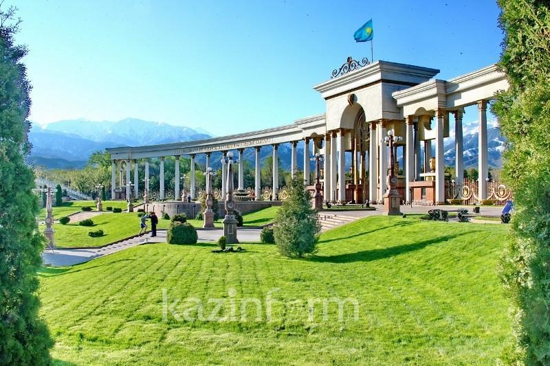 Где запретят вырубать деревья в Алматы: разработан проект по озеленению города