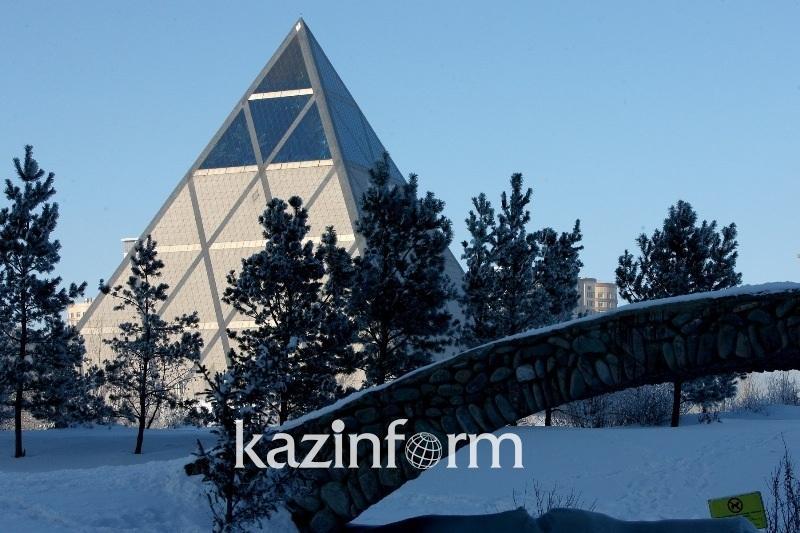 本周哈萨克斯坦将迎来零下25℃严寒天气