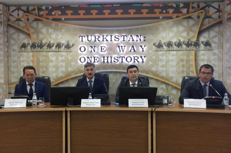 Túrkistan oblysynyń prokýratýrasy din taqyrybynda semınar ótkizdi