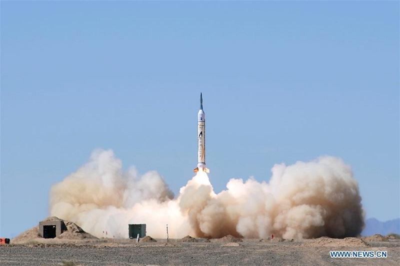 中国成功发射新型光学遥感卫星