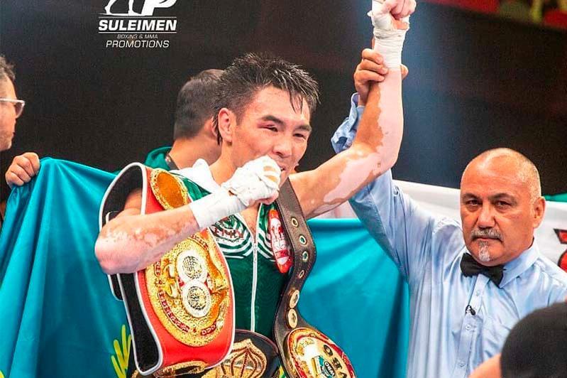 职业拳击:詹纳巴耶夫IBF排名有所提升