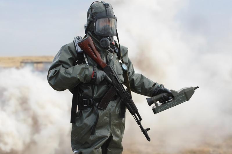 13 ноября - День войск радиационной, химической и биологической защиты