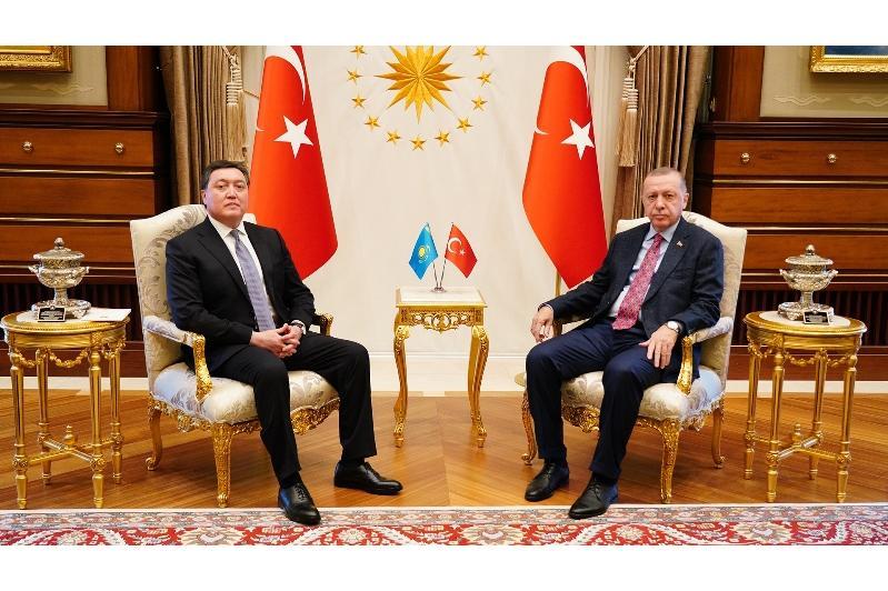 Итоги визита Аскара Мамина в Турцию