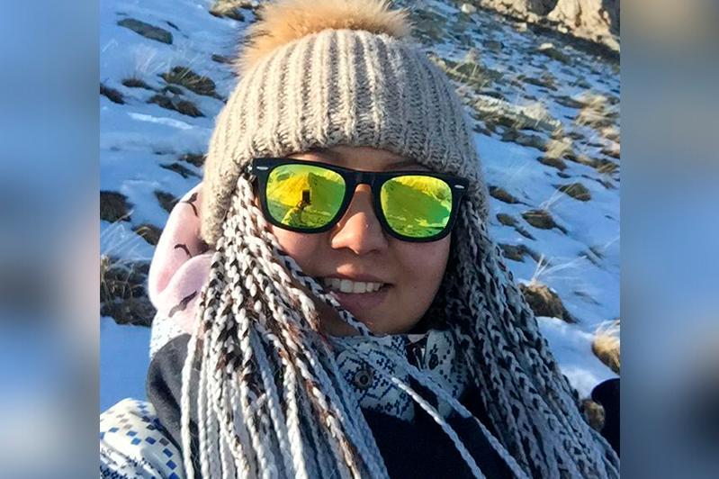 Поиски пропавшей туристки в горах Алматы закончились безуспешно