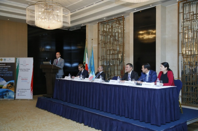 KAZAKH INVEST: Italy invested $6.6bn in Kazakhstan economy