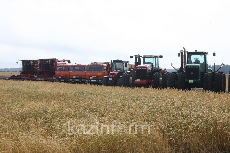 Ежегодно государство выделяет значительные средства на развитие аграрного сектора - Касым-Жомарт Токаев