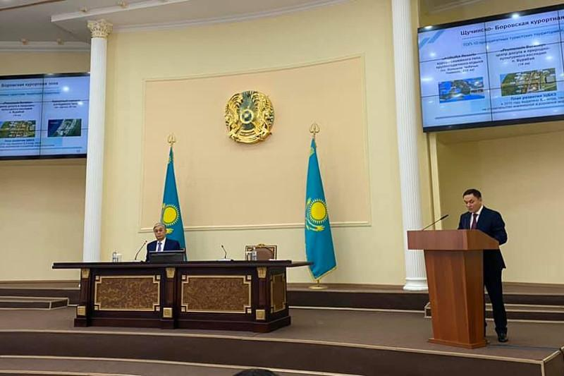 President urges to direct efforts towards completing Nazarbayev's strategy