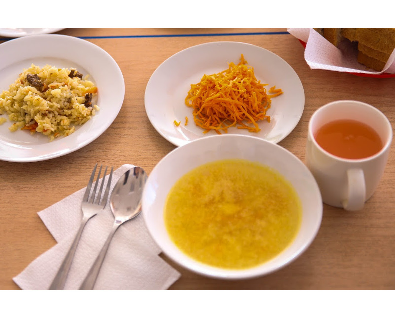 Ученики начальных классов Павлодарской области будут получать бесплатное горячее питание с 2020 года