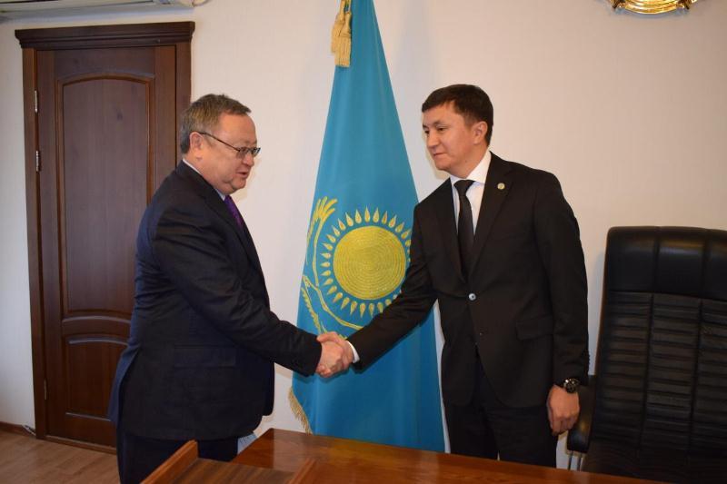 New deputy governor of Aktobe region named