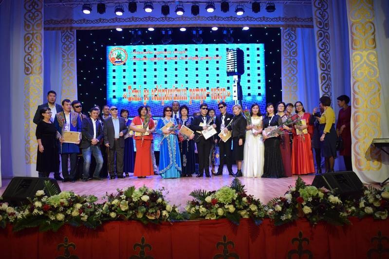 Ретрофестиваль провели в Атырау