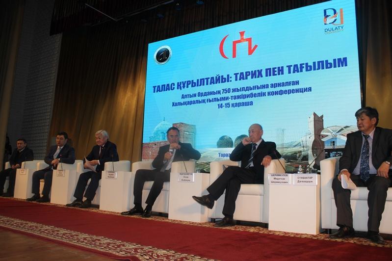 Пришло время глубокого изучения истории и культуры казахов - БердибекСапарбаев