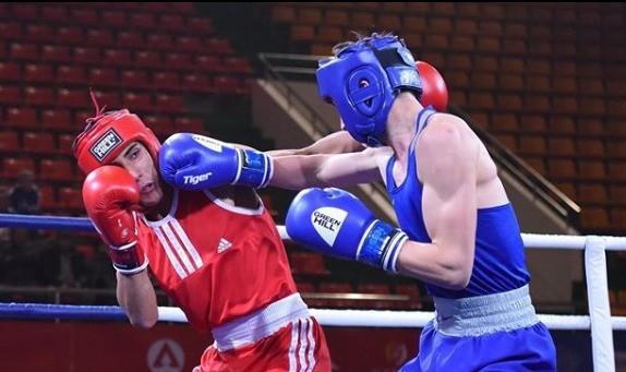 拳击亚青赛:哈萨克斯坦5名拳手晋级半决赛