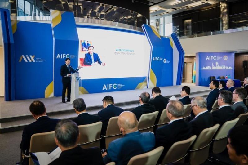 Приоритетные направления сотрудничества обсудили с иностранными послами на площадке МФЦА