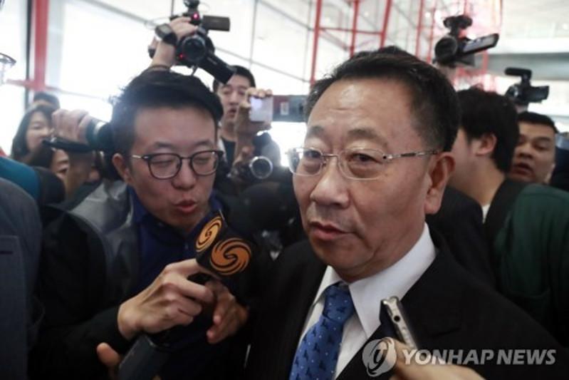 North Korea unveils U.S. proposal of Dec. talks, repeats call for new solution