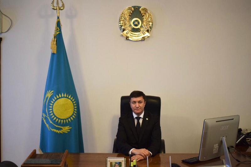 鲁苏兰·玛穆诺夫出任阿克托别州副州长