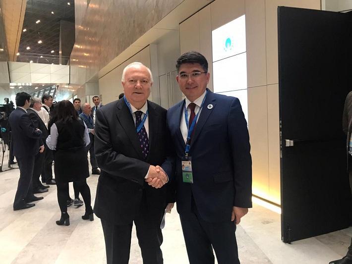 Казахстан имеет потенциал в установлении партнерских отношений с Бакинским саммитом