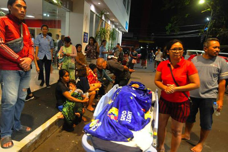 M7.1 quake strikes off Indonesia, tsunami warning issued