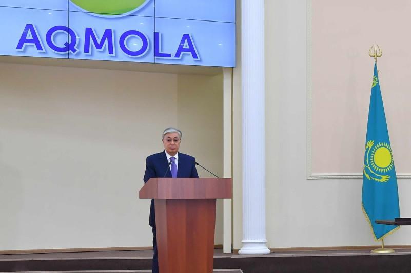 Video round-up: President Tokayev visits Akmola region