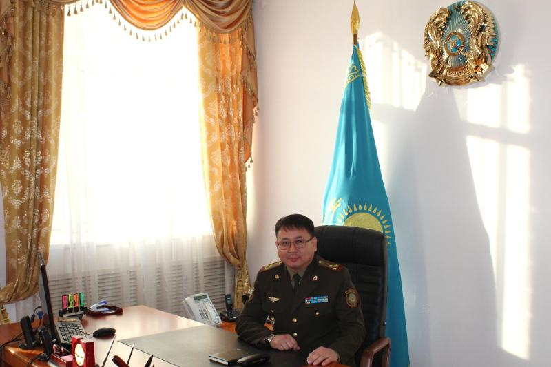 New head of emergency situations department named in Nur-Sultan