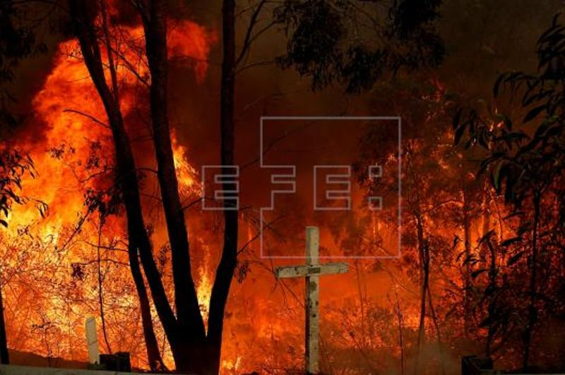 Death toll from Australian bushfires rises to 4