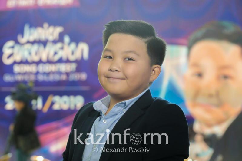 Junior Eurovision: Erjan Maksım sahnaǵa neshinshi nómirmen shyqqysy keletinin aıtty