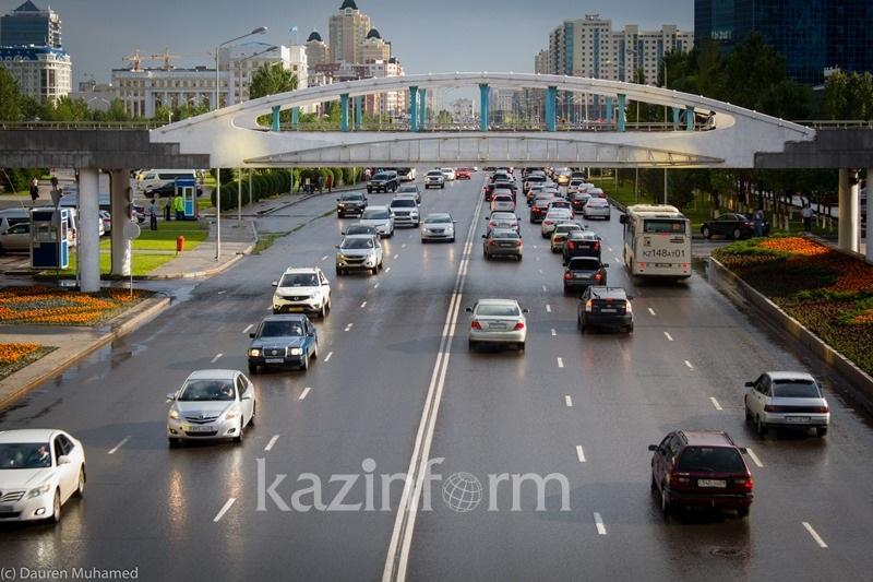 前三季度哈萨克斯坦新增登记车辆增长7.2%