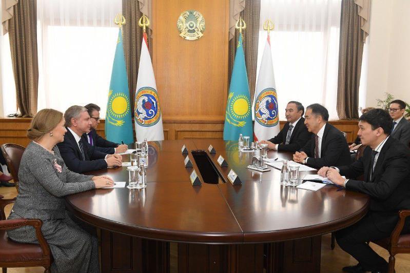 Бакытжан Сагинтаев: Алматы, как и Москва, будет развиваться полицентрично