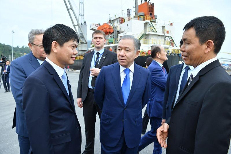 Kazakhstan and Vietnam have great prospects for cooperation, Majilis Speaker