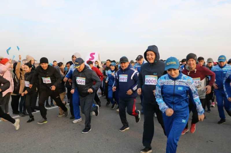 Марафон против коррупции прошел в Туркестанской области