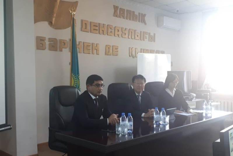 Онкобольные Туркестанской области смогут лечиться в Корее
