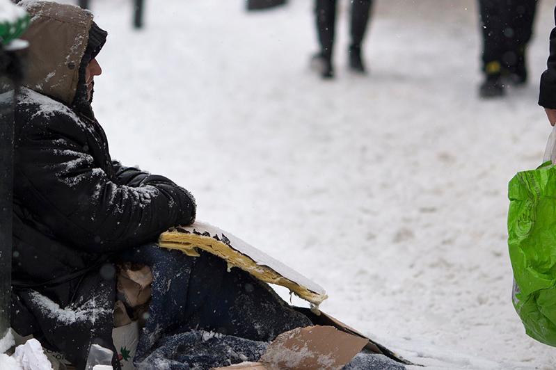 Пять уголовных преступников обнаружены среди бродяг в Петропавловске